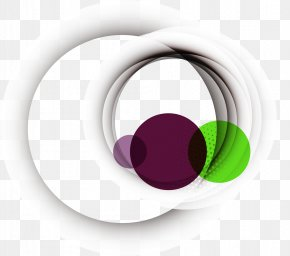 White Circle Figure - Circle White PNG