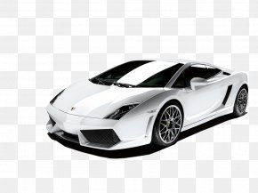 A Car - Sports Car Lamborghini V10 Engine Used Car PNG