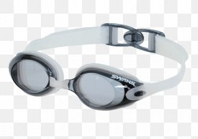 Swimming - Swedish Goggles Swimming Glasses Light PNG