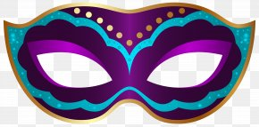 Carnival - Mardi Gras In New Orleans Mask Clip Art PNG