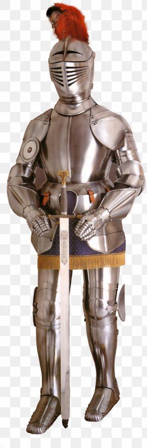 Medival Knight - Plate Armour Body Armor Middle Ages Knight PNG