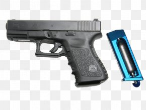 Weapon - Firearm Glock Semi-automatic Pistol Weapon PNG