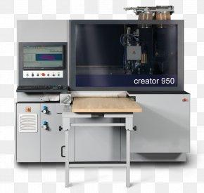 Cnc Machine - Machine Woodworking Tool Machining PNG