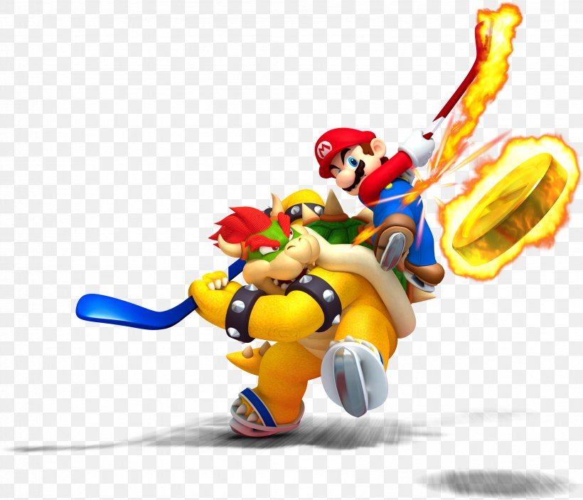 limited guantity special sales new release Mario Sports Mix Bowser Mario Sports Superstars Toad, PNG ...