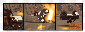 City Shadow - DeviantArt Sonic The Hedgehog Comics Community PNG