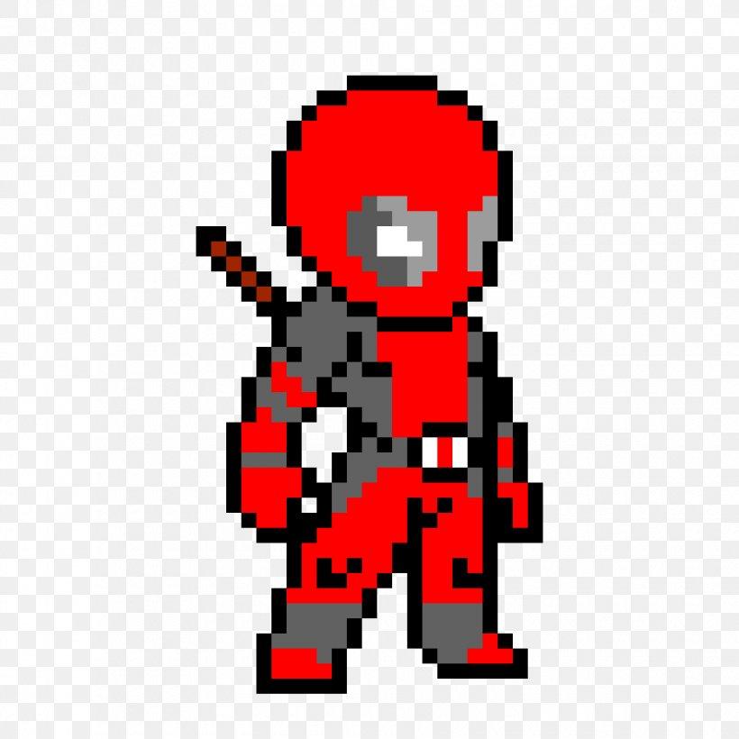 Deadpool Spider Man Venom Pixel Art Marvel Comics Png