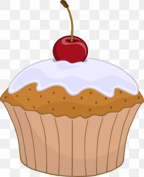 Muffin Tin - Cupcake Muffin Birthday Cake Frosting & Icing Clip Art PNG