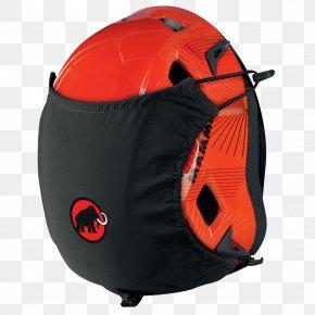 Backpack - Mammut Sports Group Backpack Helmet Bag Strap PNG