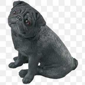 Shar-Pei - Pug Shar Pei Chinese Crested Dog Labrador Retriever Figurine PNG