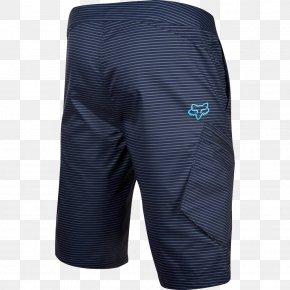 Watercolor Fox - Bermuda Shorts Pants Beer Under Armour PNG