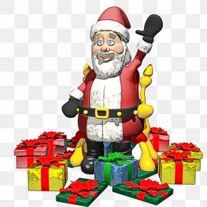 Christmas Lego - Santa Claus PNG