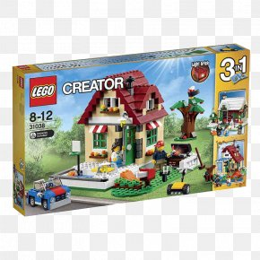 Lego City Toys Suburban Life - Amazon.com Lego Creator Lego Minifigure Season PNG