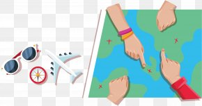 Develop A Travel Plan - Plan Euclidean Vector Illustration PNG