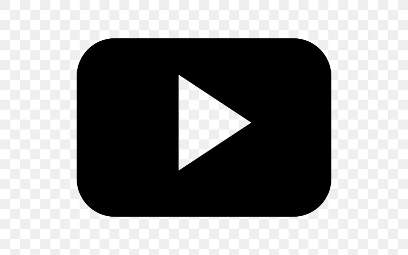 Aesthetic Youtube Logo Black And White - Foto Kolekcija