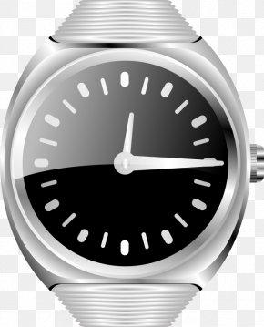 Chrono Vector - Digital Clock Pocket Watch Clip Art PNG