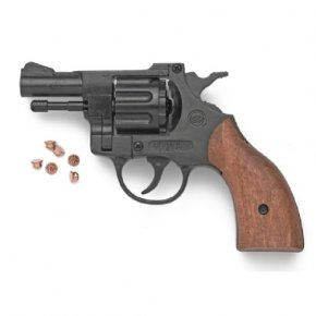 Weapon - Blank-firing Adaptor Starter Pistols Revolver 6 Mm Caliber PNG