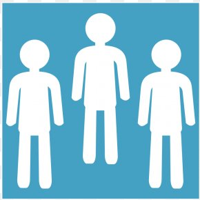 Free Vector People - White People Black Clip Art PNG