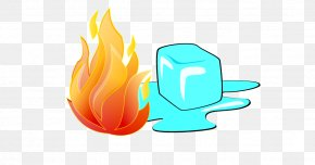 Flame Logo - Fire And Ice PNG