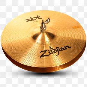 Drums - Hi-Hats Avedis Zildjian Company Cymbal Drums Percussion PNG