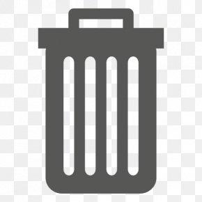 Trash - Rubbish Bins & Waste Paper Baskets Recycling Bin Logo PNG