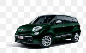 Fiat Automobiles - Fiat Automobiles Minivan City Car PNG