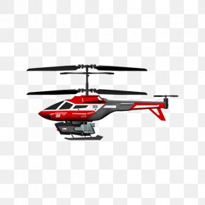 Helicopter - Helicopter Rotor Radio-controlled Helicopter Flight Radio Control PNG