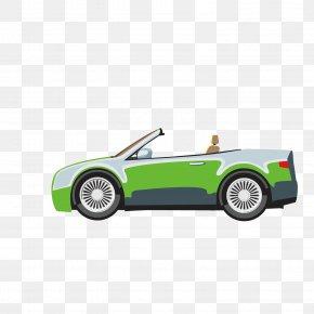 Sports Car Side - Sports Car Automotive Design PNG