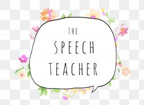 American Speech And Hearing Association - The Speech Teacher's Handbook: A Parent's Guide To Speech & Language Illustration Design Speech-language Pathology PNG