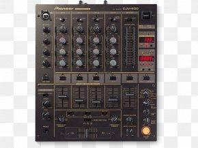 American - DJM Microphone Disc Jockey DJ Mixer Audio Mixers PNG