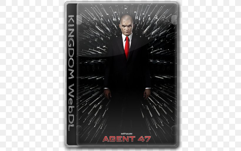 Agent 47 Hitman Thriller Poster Film Png 512x512px Agent 47