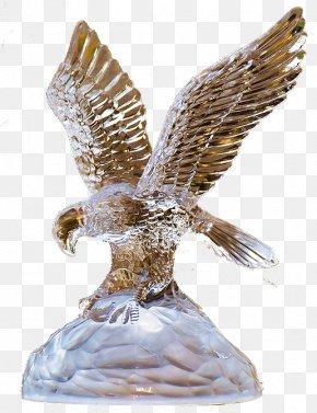 Bird Art Glass Sculpture - Bird Sculpture Art PNG