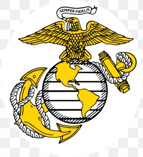 Anchor Transparent - United States Of America United States Marine Corps Eagle, Globe, And Anchor Marines Vector Graphics PNG