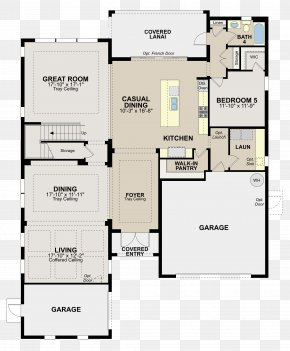 House - Floor Plan WCI At Bridgewater At Viera By Lennar Lennar Corporation House Room PNG