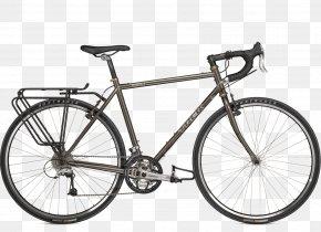 Bicycle Image - Trek Bicycle Corporation Touring Bicycle Bicycle Frame Shimano Deore XT PNG