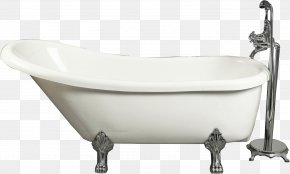 Bathtub - Bathtub Bathroom PNG