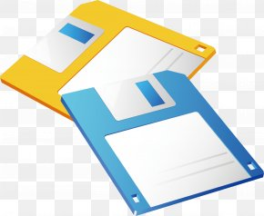 Hard Disk Vector Material - Floppy Disk Hard Disk Drive Euclidean Vector PNG