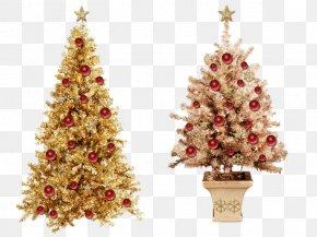 Santa Claus - New Year Tree Christmas Day Santa Claus Christmas Tree PNG