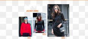 阔腿裤 - Fashion Design Denim Jacket Jeans PNG