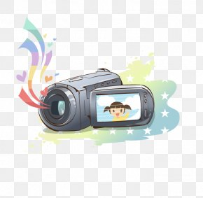 Video Camera - Video Camera Cartoon PNG