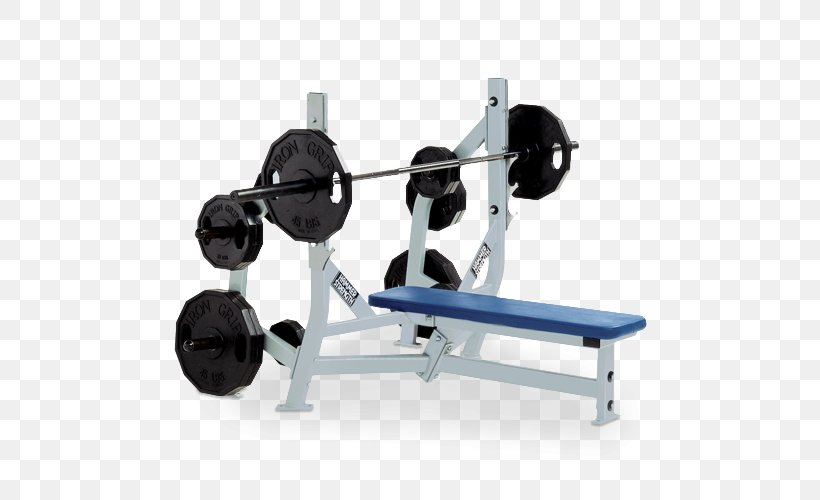Bench Press Dumbbell Power Rack Physical Exercise, PNG, 500x500px, Bench, Bench Press, Calf Raises, Crunch, Dumbbell Download Free