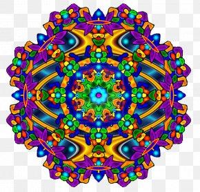 Thangka - Mandala Drawing Buddhism Kaleidoscope PNG