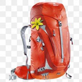 Backpack - Backpack Deuter Sport Hiking Deuter ACT Lite 40 + 10 Mountaineering PNG