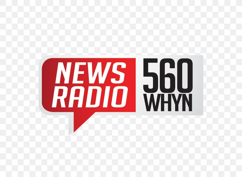 Springfield WHYN Talk Radio IHeartRADIO Radio Station, PNG, 600x600px, Springfield, Allnews Radio, Am Broadcasting, Area, Brand Download Free