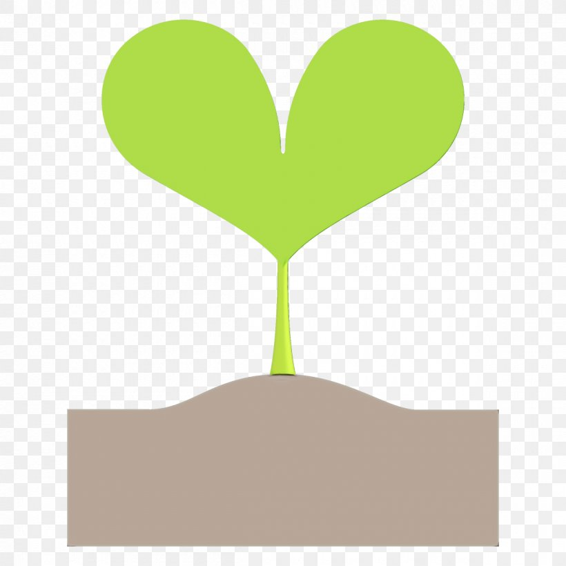 Green Leaf Clip Art Tree Logo, PNG, 1200x1200px, Watercolor, Green, Heart, Leaf, Logo Download Free