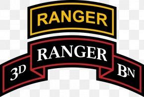 75th Ranger Regiment 3rd Ranger Battalion United States Army Rangers 1st Ranger Battalion Ranger Tab PNG