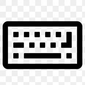 F Klavye - Computer Keyboard Font Awesome Computer Hardware PNG
