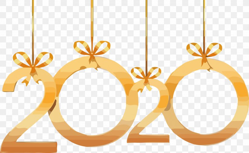 Happy New Year 2020 New Years 2020 2020, PNG, 2908x1792px, 2020, Happy New Year 2020, New Years 2020 Download Free