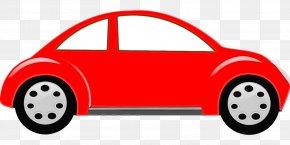 Automotive Exterior Volkswagen New Beetle - Motor Vehicle Vehicle Door Red Automotive Design Clip Art PNG