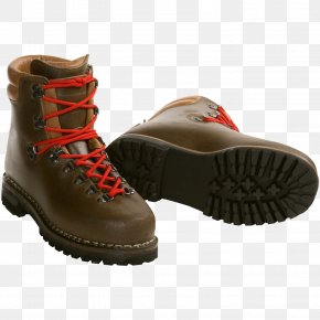 Boots - Hiking Boot Mountaineering Boot PNG