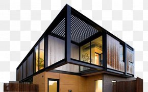 Design - Modern Architecture Architectural Style Contemporary Architecture PNG
